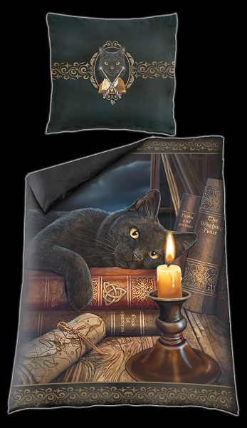 The Witching Hour - Single Duvet Cover with Pillow Case