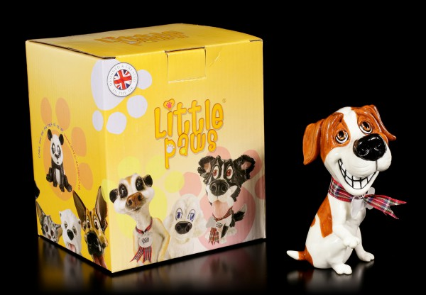 Dog Figurine - Jack Russel Pip - Little Paws