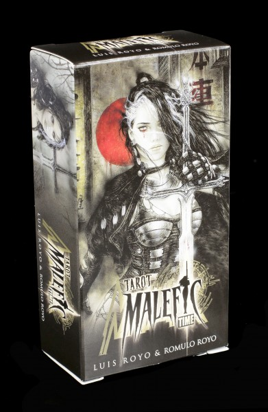 Tarot Cards - Malefic Time