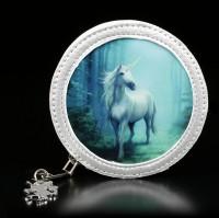 3D Coin Purse - Forest Unicorn