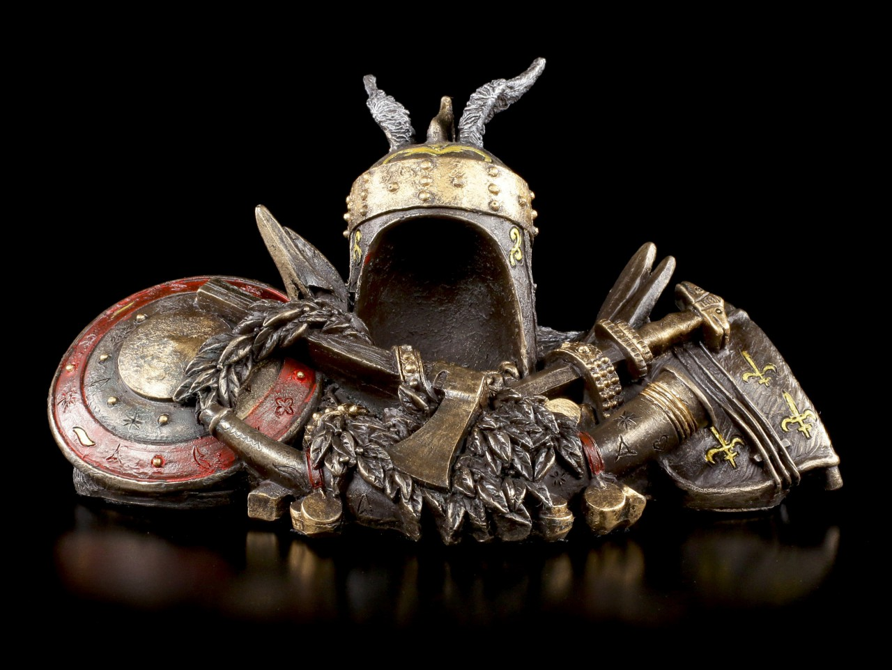 Paperweight - Wiking Armor and Arms