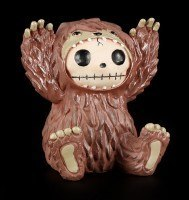 Große Furry Bones Figur - Bigfoot