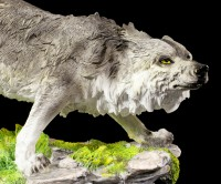 Wolf Figurine - Creeping in the Night