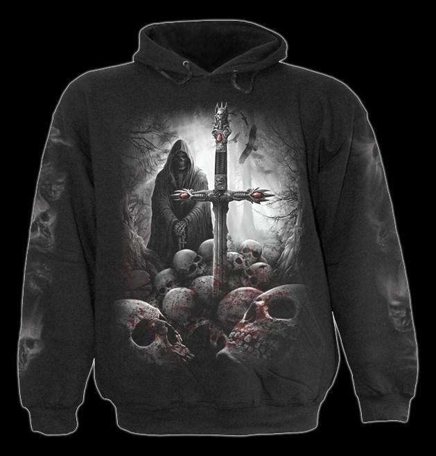 Kapuzenpulli Gothic Reaper - Soul Searcher