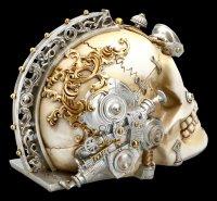 Alchemy The Vault - Steampunk Totenkopf