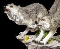 Wolf Figurine - We will get you