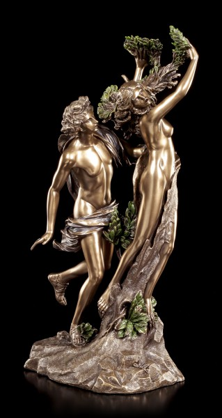 Apollo and Daphne Figurine by Gian Lorenzo Bernini
