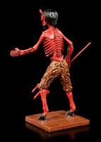 Skeleton Figurine - Red Devil