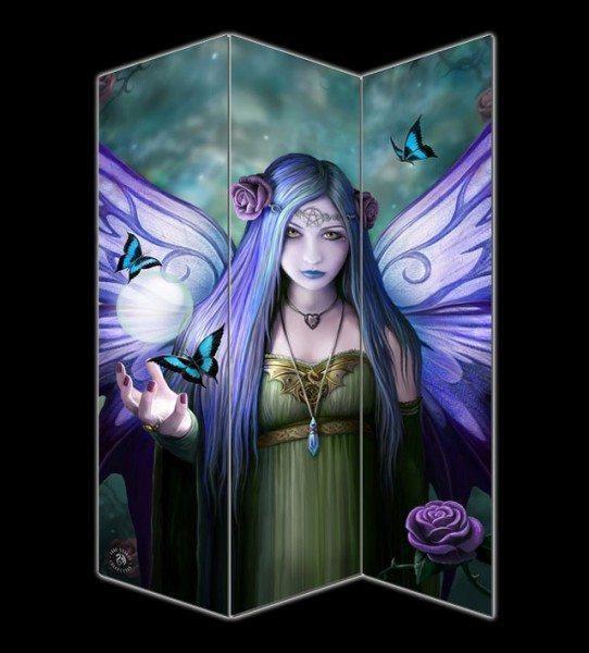 Raumteiler - Mystic Aura by Anne Stokes