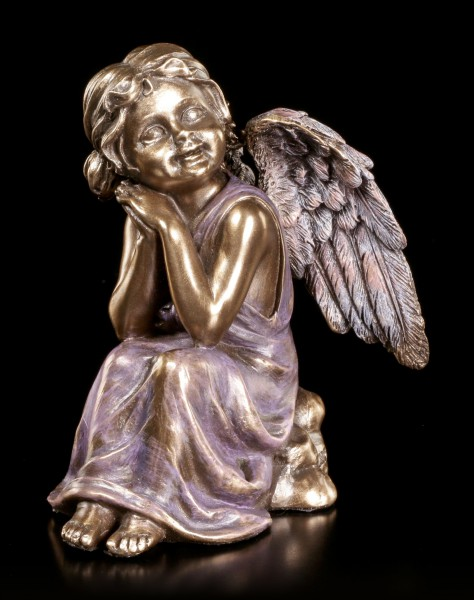 Angel Figurine - Deep in thoughts