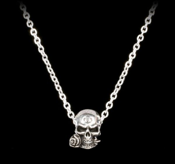 Alchemy Gothic Necklace - Alchemist Amulet