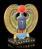Ägyptische Figur - Zinn Skarabäus