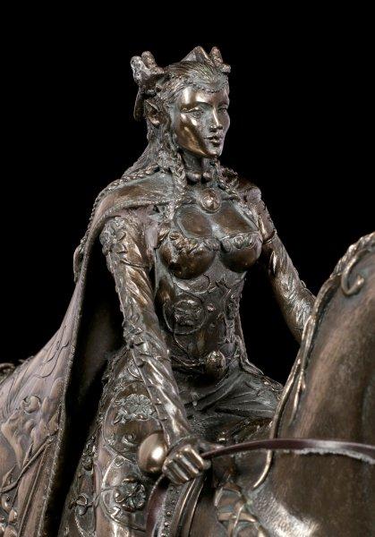 Rhiannon Figur - Keltische Göttin