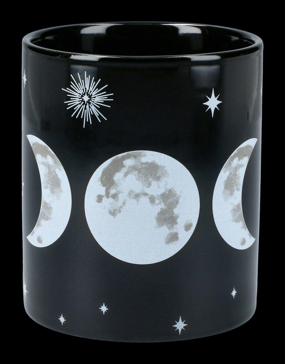 Ceramic Mug - Triple Moon