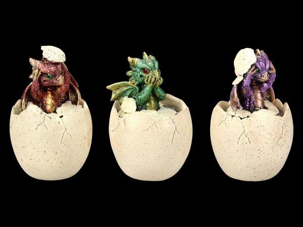 Dragon Box Set - No Evil