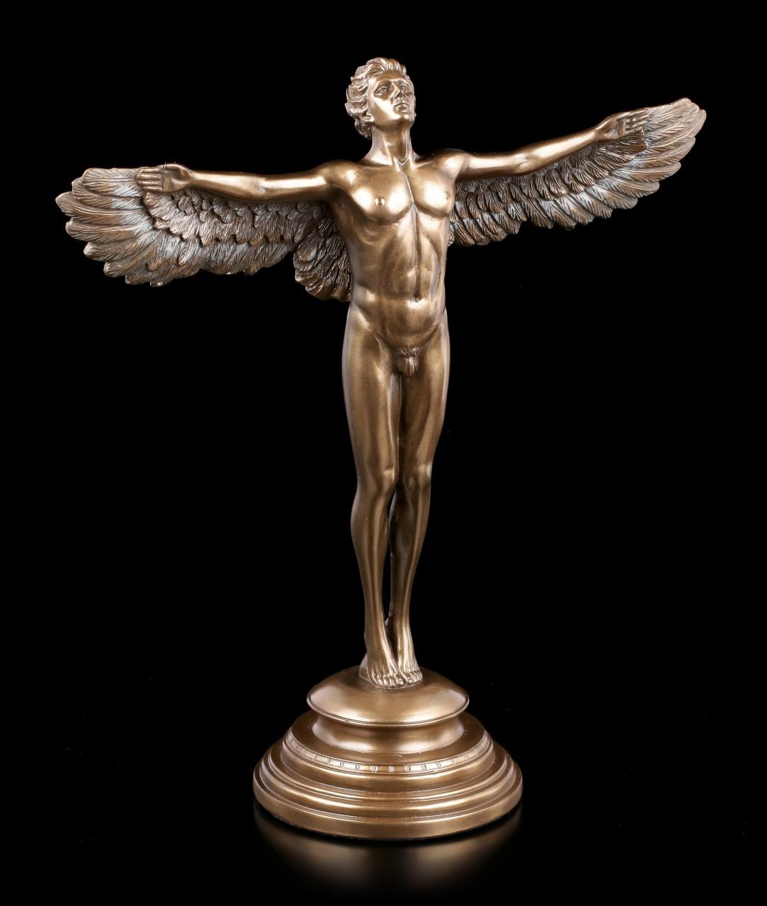 Male Angel Figurine - Rising Day