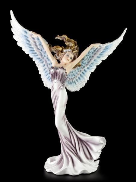 Engel Figur - Air steigt in den Himmel