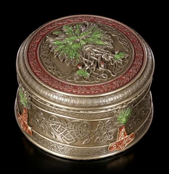 Celtic Box - Treasures of the Oak
