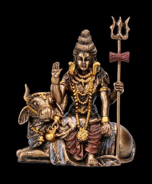 Kleine Lord Shiva Figur