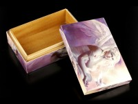 Box with Angel and Pigeon