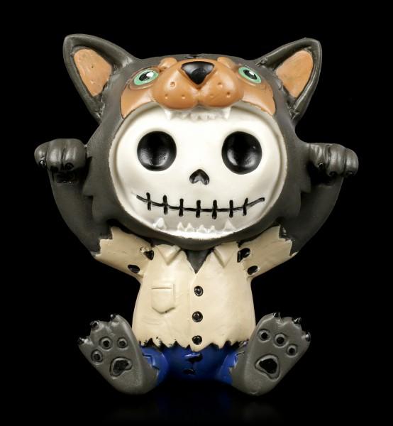Furry Bones Figur - Wolfie