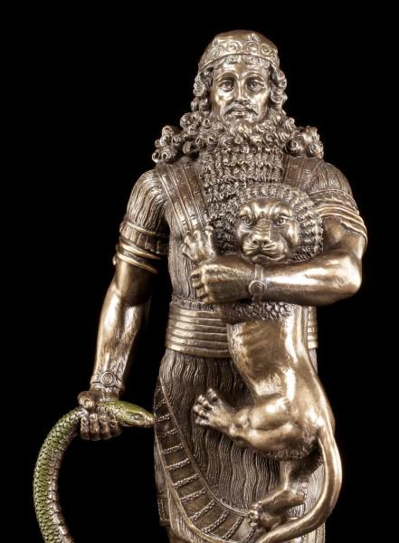 Gilgamesch Figur - Sumerischer König aus Uruk