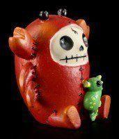 Furry Bones Figur - Crab