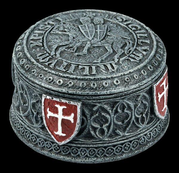 Schatulle - Siegel der Ritter Christi