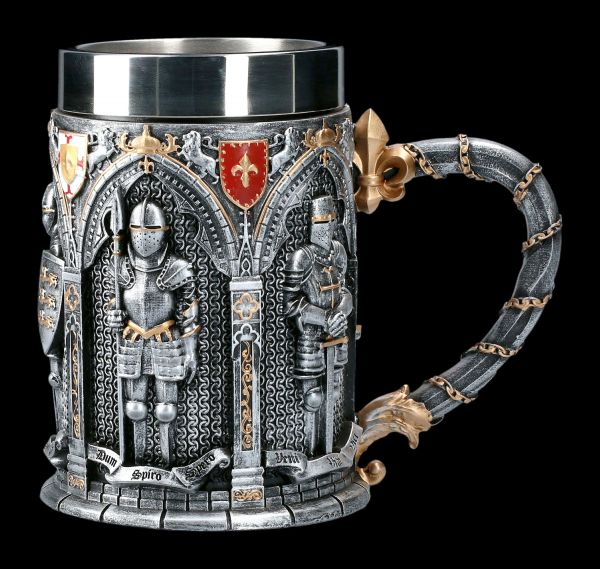 Knight Tankard - The Vow