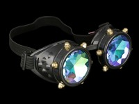 Steampunk Brille - Crystal Vision