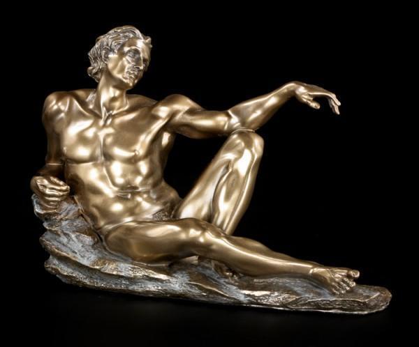 Schöpfung der Menschheit I - Adam Figur