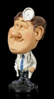 Funny Job Figur - Wackelkopf Doktor