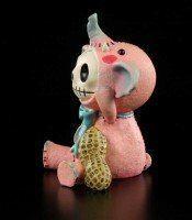 Pink Elefun - Furry Bones Figurine
