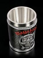 Motörhead Schnapsbecher - Warpig