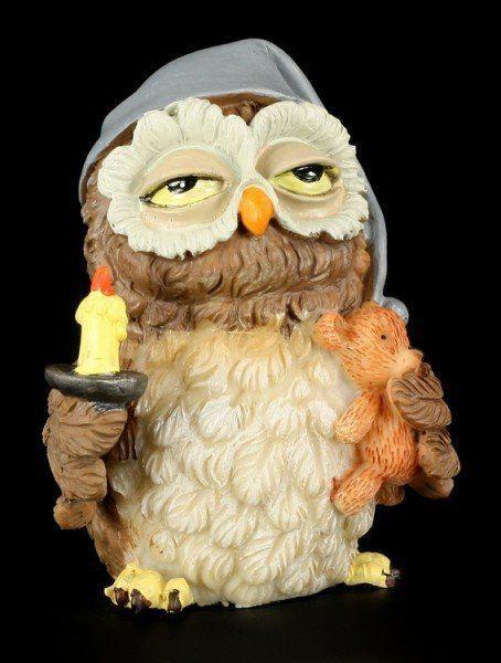 Night Owl - Funny Figurine