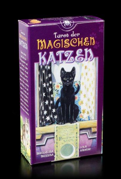 Tarot Cards - Magic Cats