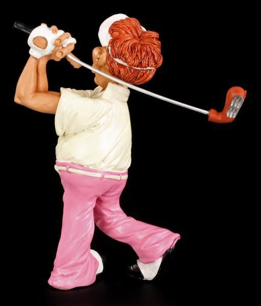 Golf Player - Funny Sports Figurine