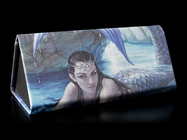 Preview: Glasses Case with Mermaid - Hidden Depth