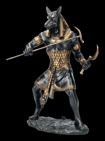 Egypt Seth Warrior colored