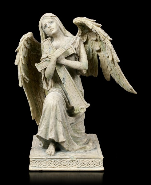 Mourning Angel Figurine - Lofiel