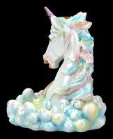 Backflow Incence Cone Holder - Rainbow Unicorn