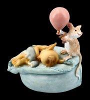 Pixie Kobold Figur - Schreckliches Erwachen