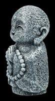 Praying Jizo Monk Figurine - Kshitigarbha