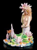 Mermaid Figurine - Nenra by Sheila Wolk