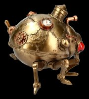 Steampunk Bug Figurine