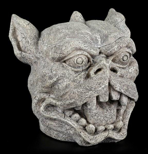 Schatulle - Gargoyle Kopf