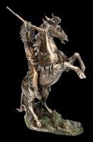 Indian Figurine - Chief War Cry