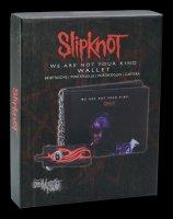 Slipknot Geldbeutel - We Are Not Your Kind