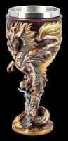 Drachen Kelch - Flame Blade