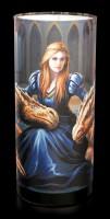 Tischlampe mit Drachen - Fierce Loyalty